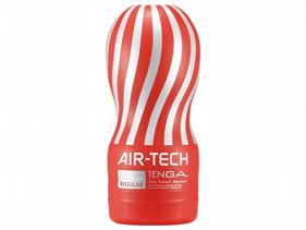 TENGA~Reusable Vacuum CUP(REGULAR)1入 男用健慰器  情趣用品</p>日本飛機杯領導品牌