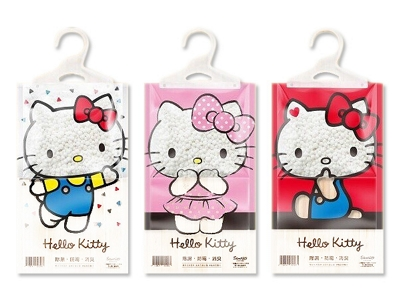 Hello Kitty~懸掛式除濕袋(1入)