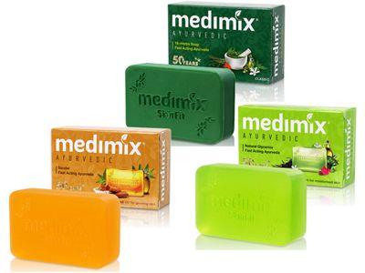 印度MEDIMIX~綠寶石皇室藥草浴 美肌皂125g