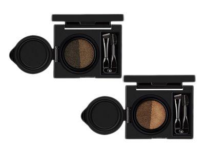 Florian~雙色氣墊眉彩盒(6g) 灰褐/卡其棕  兩款可選