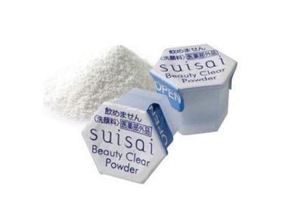 Kanebo佳麗寶~suisai酵素洗顏粉(藍)0.4g (單顆)