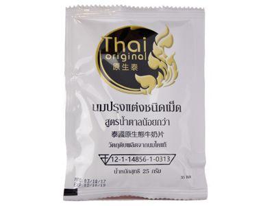 泰國Thai original原生泰 醇香四溢渾厚牛奶片25g(95%奶含量)