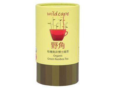 Wild Cape 野角~有機南非博士綠茶(40包)